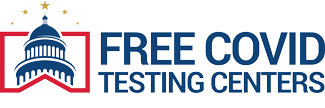 FREE COVID TESTING CENTERS | NATIONWIDE SEARCH Logo